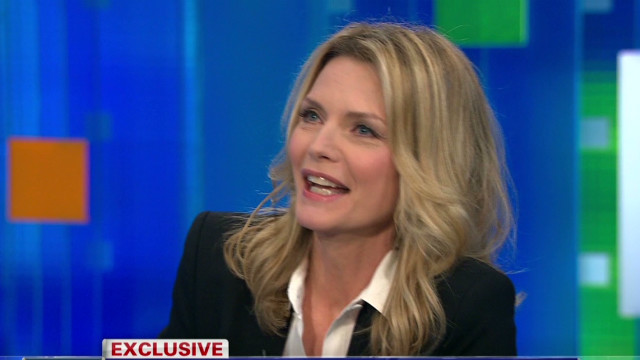 Michelle Pfeiffer Why I Became A Vegan The Marquee Blog