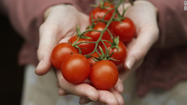 Tomatoes may help reduce stroke risk