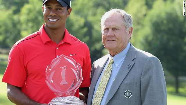 Woods tied tournament founder Jack Nicklaus on 73 PGA Tour titles after winning by two shots for his second victory this season. They are second equal behind Sam Snead's record 82 wins.