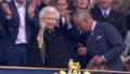 Britain rocks out for queen's jubilee