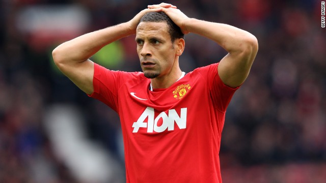 Rio Ferdinand has collected 81 England caps since making his debut in 1997.