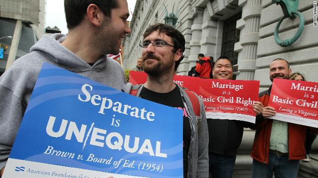 Un tribunal rechaza otro análisis de la prohibición de los matrimonios gay
