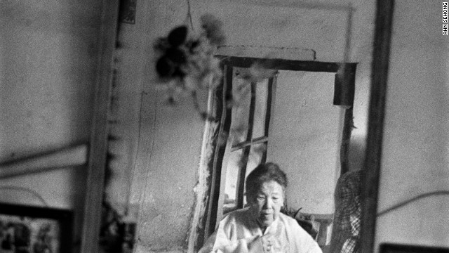 """""""These grandmothers were forced into slavery 70 years ago,"""" says Ahn. """"They lived and survived alone. Afterwards no one remembers them."""""""