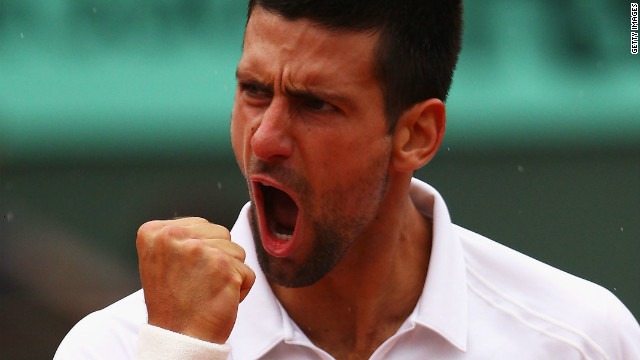 Novak Djokovic\'s great escape