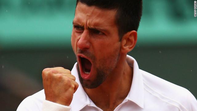 Novak Djokovic's great escape