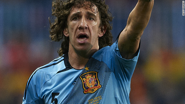 Injured stars to miss Euro 2012 finals