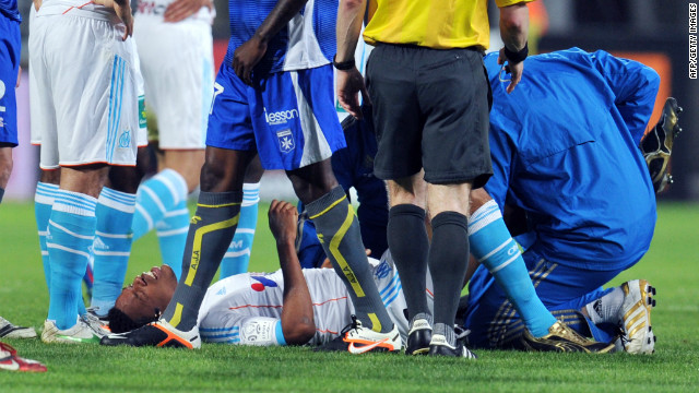 Striker Loic Remy suffered a thigh injury playing for Marseille against Auxerre in May which has ruled him out of the finals. Remy had played a key role in qualifying, featuring in seven of France's 10 matches.