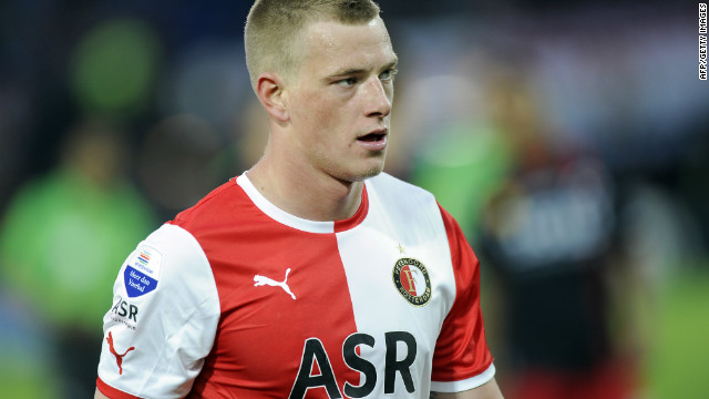 Sweden will be without Manchester City's John Guidetti after the striker suffered a muscle injury while on loan at Feyenoord. Guidetti scored 20 league goals for the Dutch side, including three hat-tricks in four matches.