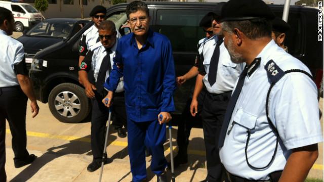 Libia juzga al que fue jefe de espionaje de Gadhafi
