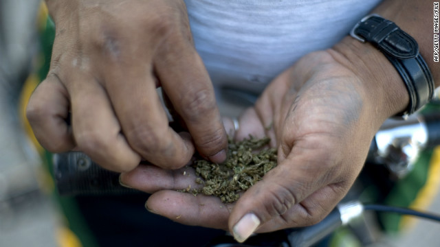 Under current New York laws, possessing a small amount of marijuana in public view is a Class B misdemeanor.