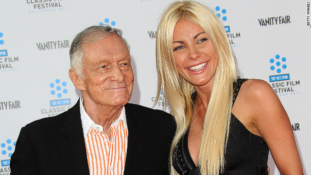 Report: Hefner, Harris set to wed ... again