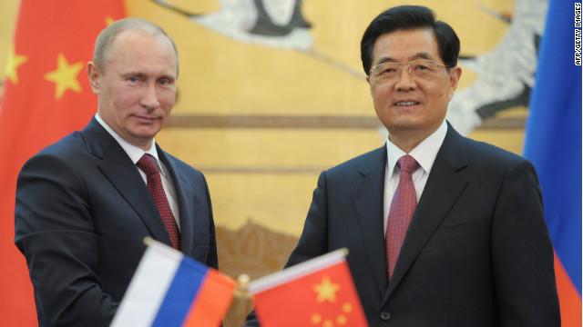 Rusia y China expresan su oposición a la intervención militar en Siria