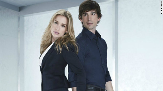 We waited all year to reunite with Annie (Piper Perabo) and Auggie (Christopher Gorham). Last season's finale left Annie in quite the predicament when Auggie told her he's headed to Africa to visit his girlfriend.