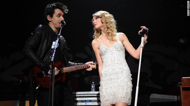 John Mayer 'humiliated' by Taylor Swift song