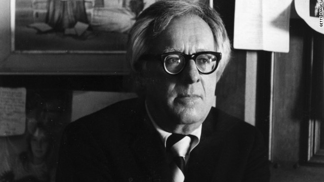 "Science fiction author <a href='http://www.cnn.com/2012/06/06/showbiz/ray-bradbury-obit/index.html' target='_blank'>Ray Bradbury</a>, whose imagination yielded classic books such as ""Fahrenheit 451,"" ""The Martian Chronicles"" and ""Something Wicked This Way Comes,"" died at 91 on June 5."