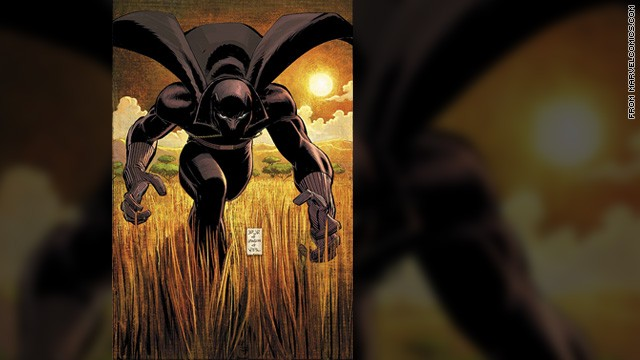 Will Marvel give the Black Panther a movie next?