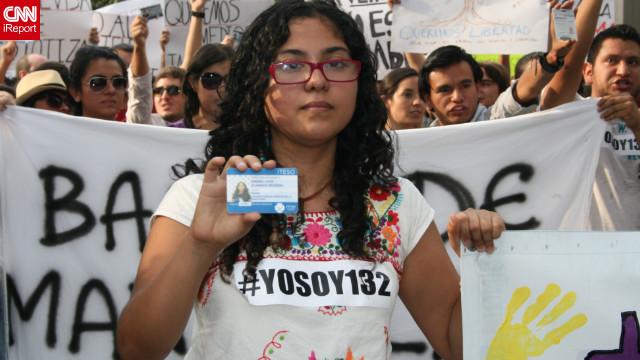 #YoSoy132 convoca a ver el segundo debate presidencial mexicano en plazas públicas