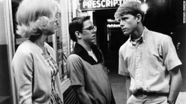 "Oscar-nominated ""American Graffiti"" stars Ron Howard as a recent high school graduate. George Lucas directed the 1973 film shortly after founding his production company, Lucasfilm, Ltd."
