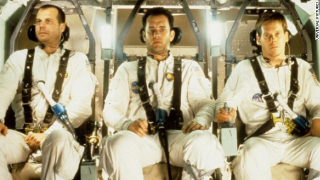 &quot;Apollo 13&quot; was nominated for nine Oscars in 1996. Starring Kevin Bacon, Tom Hanks and Bill Paxton, the Ron Howard-directed drama was inspired by the 1970 Apollo 13 mission.
