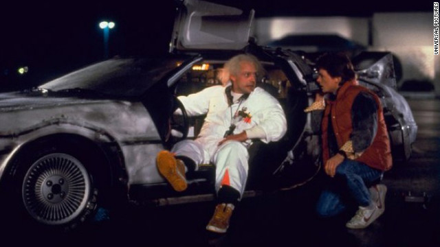 The beloved ride inspired by 1985's &quot;Back to the Future&quot; no longer exists at Universal's stateside theme parks, but the legacy of this time travel flick continues. The Michael J. Fox and Christopher Lloyd film won an Academy Award for best effects.