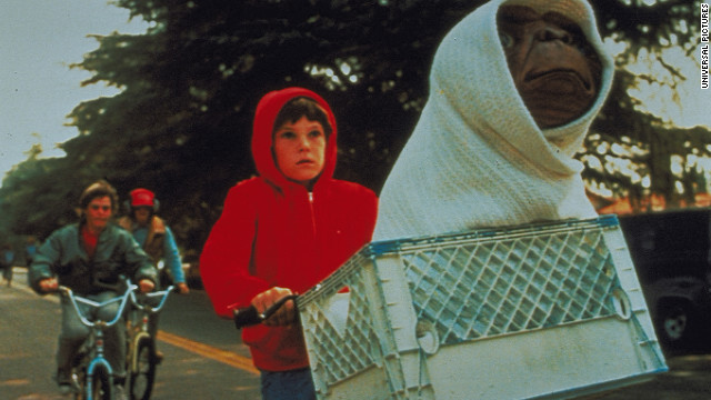 &quot;E.T. the Extra-Terrestrial&quot; is another Spielberg classic. Starring Henry Thomas and Drew Barrymore, &quot;E.T.&quot; took home four of the nine Academy Awards it was nominated for in 1983. The film was added to the National Film Registry in 1994.