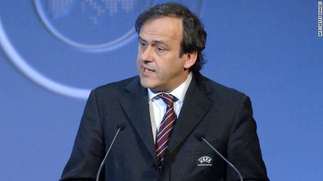 The tournament has long been a difficult issue for European football's ruling body UEFA. Its president Michel Platini warned as early as 2008 that the hosts had much work to complete.