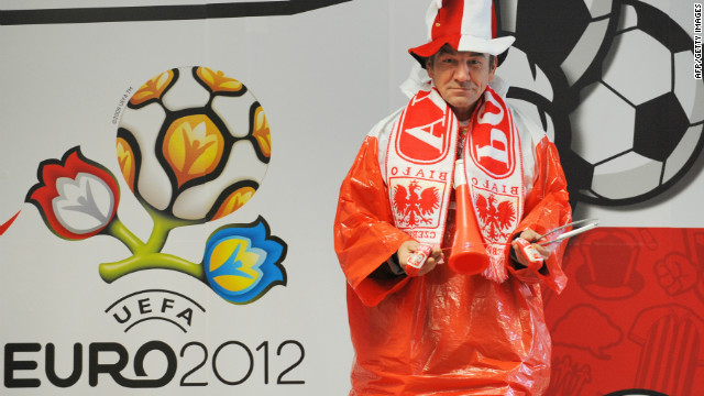 Euro 2012 kicks off on Friday in Warsaw with a match between co-hosts Poland and 2004 champions Greece. 