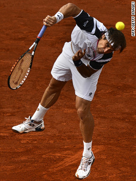 Another Spaniard, David Ferrer, booked a semifinal clash with Nadal after he knocked out the No. 4 seed Andy Murray, from Britain.
