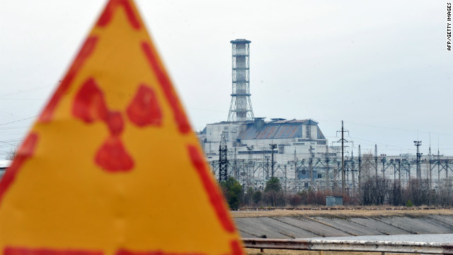 The radiation effects of the Chernobyl explosion were about 400 times more potent than the bomb dropped on Hiroshima.