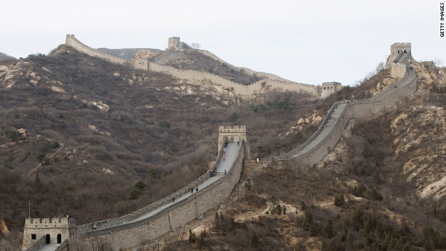 New survey's big surprise: China's Great Wall much longer than previously estimated