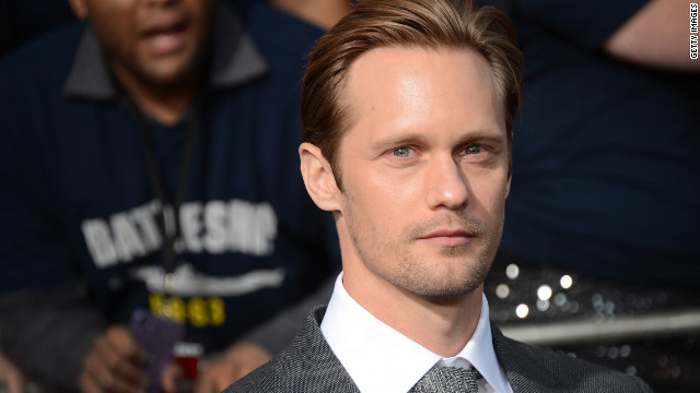 Alexander Skarsgard might take a bite out of Christian Grey and more news to note