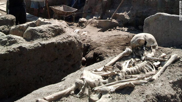 'Vampire' graves may bring hordes to Bulgaria