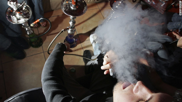 1 in 3 college students has smoked hookah