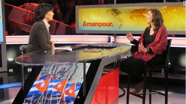 Mariela Castro en CNN en Español