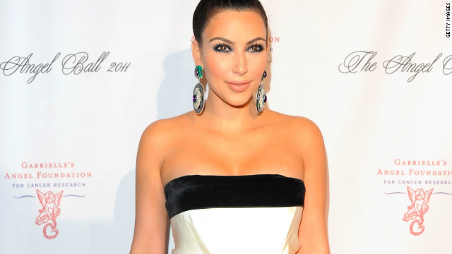 Kim Kardashian said of the undergarment, &quot;It just really smoothes everything out.&quot;