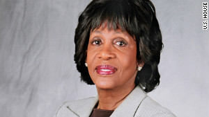 Rep. Maxine Waters, D-California, says a special counsel's investigation has violated her due-process rights.