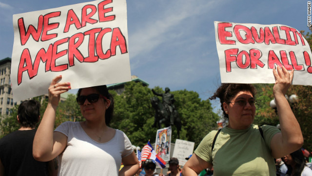 Opinion: Not all Latinos are illegals