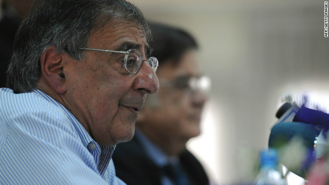 Panetta:  U.S. running out of patience with Pakistan