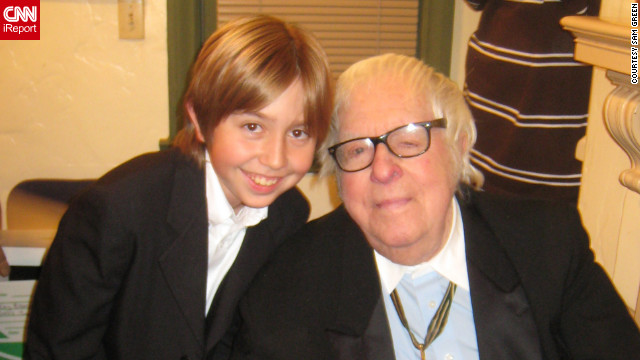Overheard on CNN.com: Ray Bradbury was 'very down to Earth,' or maybe Mars