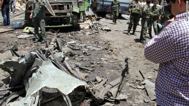 China llama a un cese inmediato de la violencia en Siria