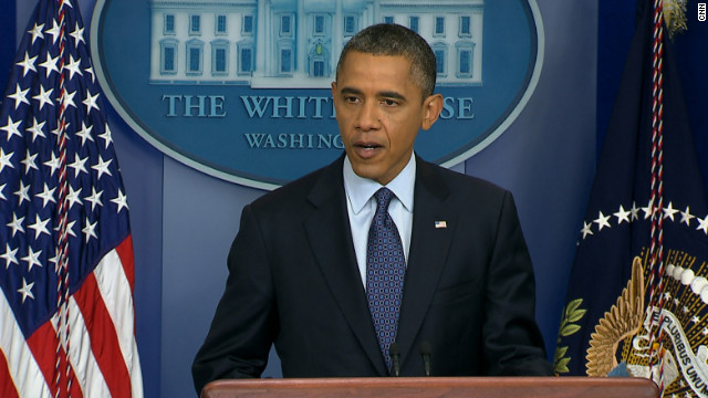 Obama: We're investigating classified-info leaks