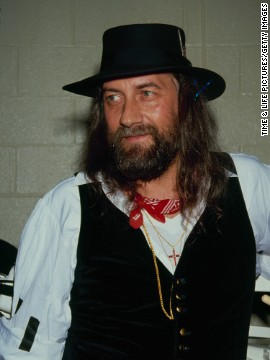 British drummer Mick Fleetwood is the only original member left in the band.