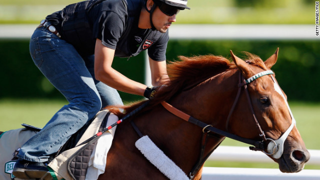 Overheard on CNN.com: If wishes were horses, 'Another' Secretariat would rise
