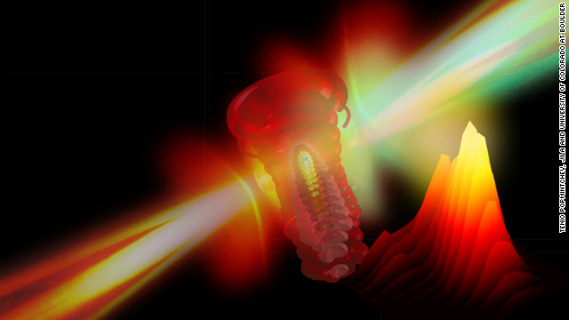Laser beam may one day replace X-rays