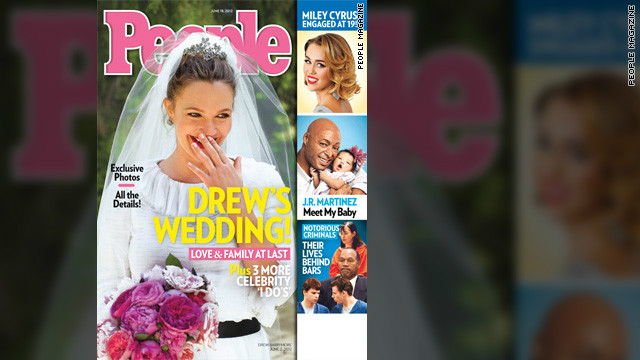 Drew Barrymore opens up on 'perfect' wedding