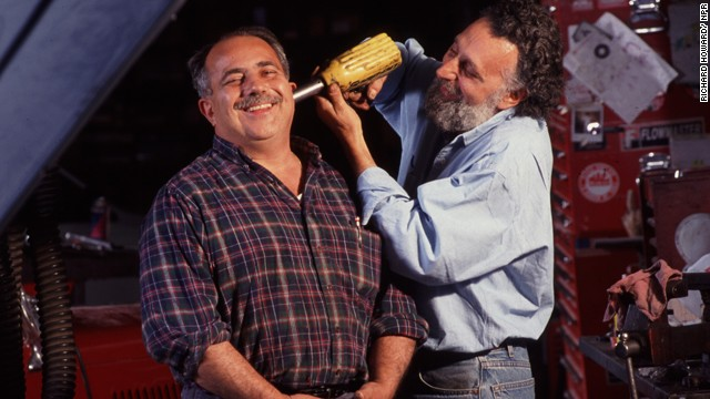 Ray (left) and Tom Magliozzi of NPR's