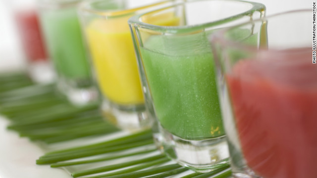 Is your smoothie trending?