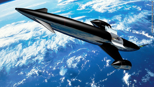 Overheard on CNN.com: New shuttle needs space plane 'coolness'