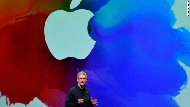 Apple CEO Tim Cook likely will introduce an iPhone 5 at Wednesday's event. But nobody knows for sure.