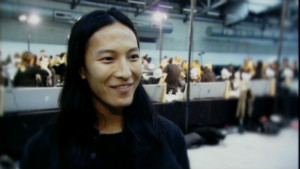 Behind the scenes with Alexander Wang